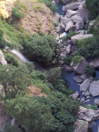 Puente Nuevo Bridge: The View Below