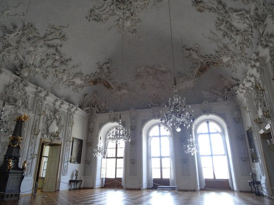 The Residenz: La Residenz a Würzburg