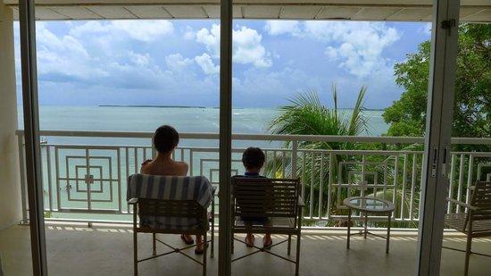 Hilton Key Largo Resort: Herrlicher Balkon