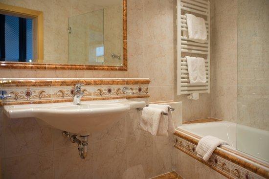 Haus Abanico: Badezimmer