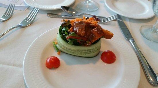 McLoone's Pier House: Salad