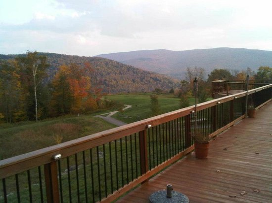 Hanah Mountain Resort and Country Club : Ceremony view