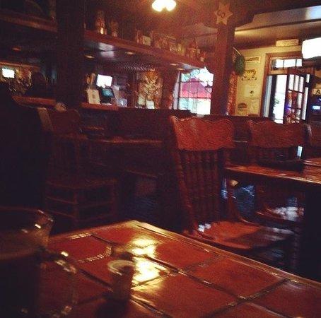 The Anvil Restaurant : The pub area