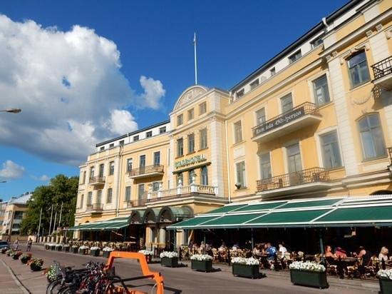 Elite Stadshotellet Karlstad Elite Hotel Karlstad