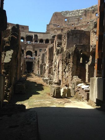 LivItaly Tours: Colosseum - Main Floor