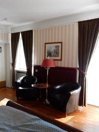 Elite Stadshotellet Karlstad: elite hotel karlstad