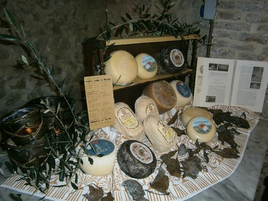 Il Bello e il Buono: L'angolo dei formaggi