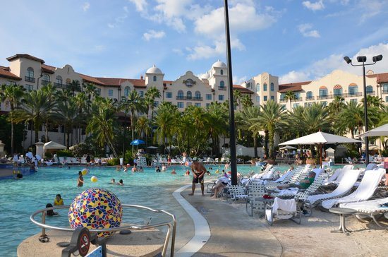 Hard Rock Hotel at Universal Orlando: Piscina do hotel