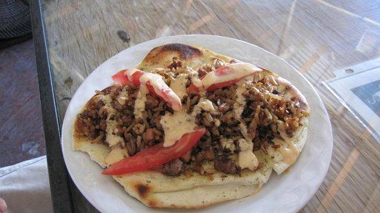 Pita Amore Isla Mujeres : Chicken Pita