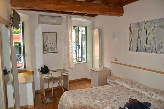 La dolce Vita Hostel: Room #1, first floor
