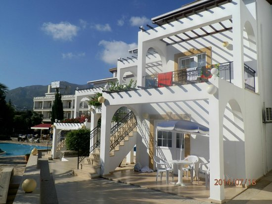 Altinkaya Holiday Resort: Bungalowy