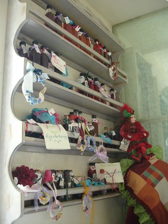 Margarites: Inside decorations