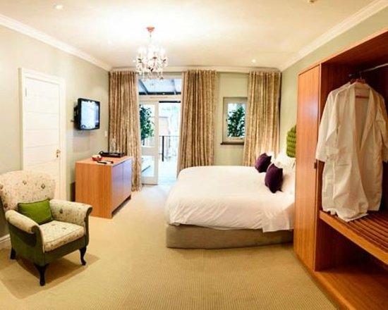 Cape Heritage Hotel: Luxury Room 117