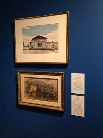 New Mexico Museum of Art: New Mexico and other American artists
