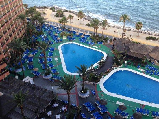 Swimming Pool Picture Of Sunset Beach Club Benalmadena Tripadvisor