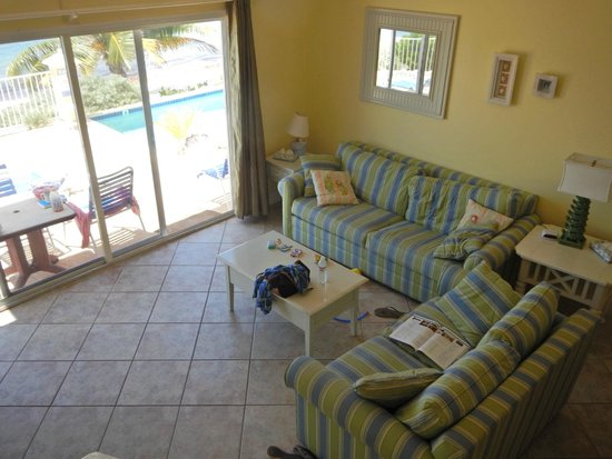 Turtle Nest Inn: living room
