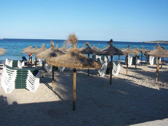 Blue Sea La Pinta: Beach