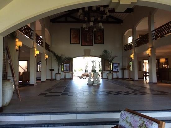 Maritim Resort & Spa Mauritius: hall de l'hotel