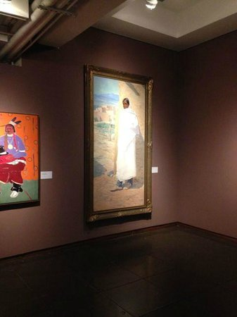 New Mexico Museum of Art: Native artists and native themes
