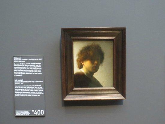 Rijksmuseum (Museo Nacional de Ámsterdam): Oh...Rembrandt...