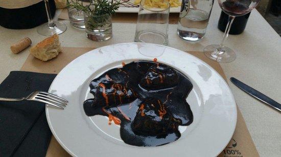 La Villa: Fyldte peberfrugter