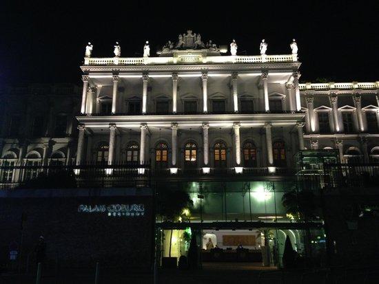 Palais Coburg Hotel Residenz: Hotel