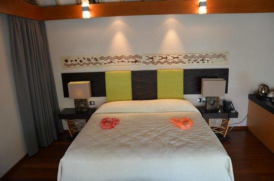 Hotel Kia Ora Resort & Spa : villa piscine