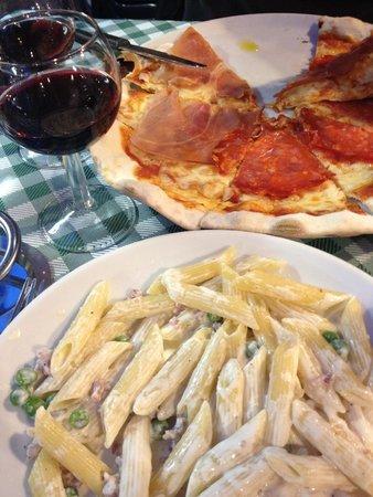 Ristorante Carlo Menta : cena2