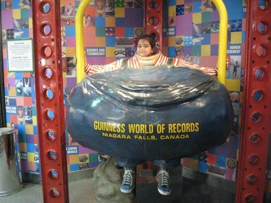 Niagara Falls: Guiness World Records