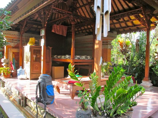 Nirwa Ubud Homestay: A peaceful place