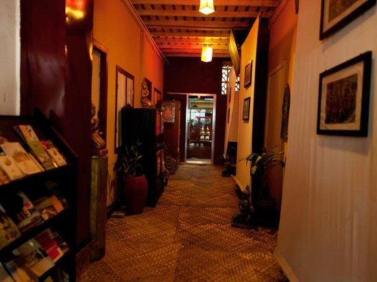 Tranquillity Angkor Villa : Restaurant