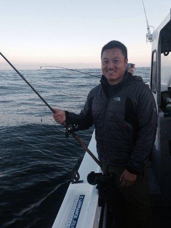 Pacific City Fishing: 5 am fishing