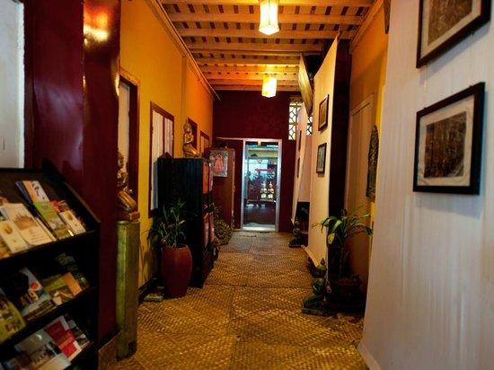 Tranquillity Angkor Villa : Lobby
