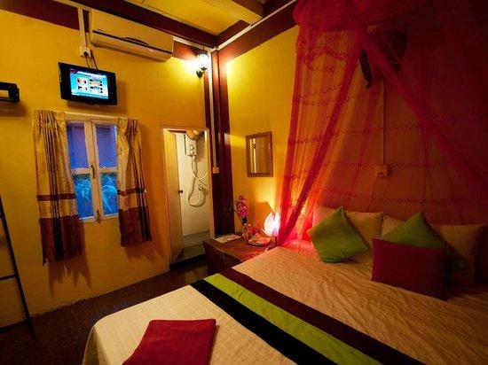 Tranquillity Angkor Villa : Guestroom