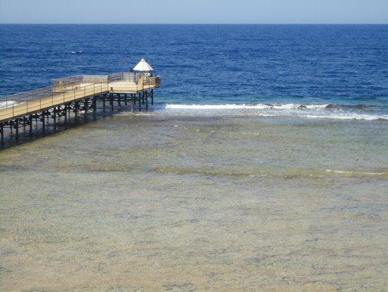 Resta Grand Resort: pontile