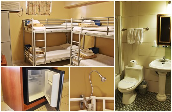 Montreal Central : 4 Bed Mixed Dorm
