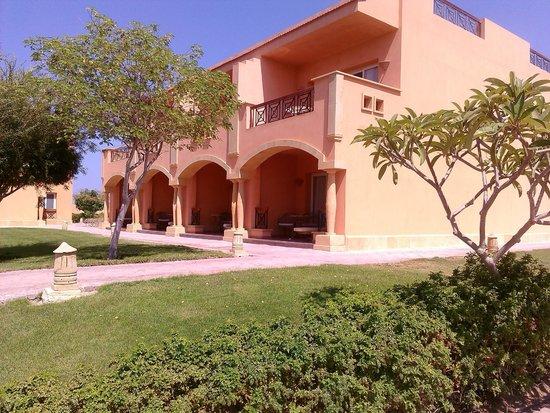 Resta Grand Resort: camere