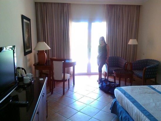 Resta Grand Resort: camera