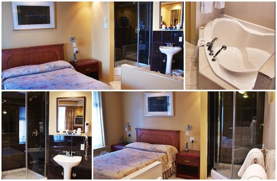Montreal Central : Jacuzzi Suite
