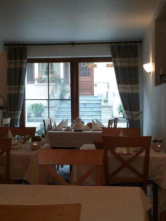 Family Meyer-Ernzen: View from the breakfast room