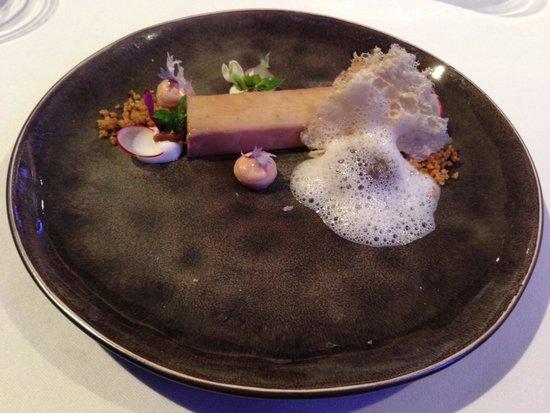 Silvio Nickol Gourmet Restaurant Palais Coburg: Fegato d'anatra