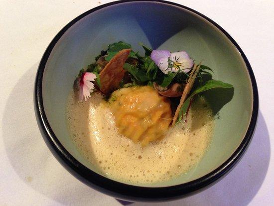 Silvio Nickol Gourmet Restaurant Palais Coburg: Aragosta