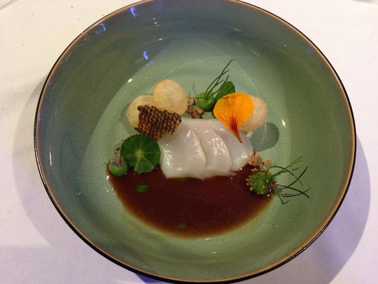 Silvio Nickol Gourmet Restaurant Palais Coburg: Baccalà