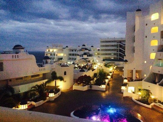 Santa Barbara Golf & Ocean Club: View from balcony