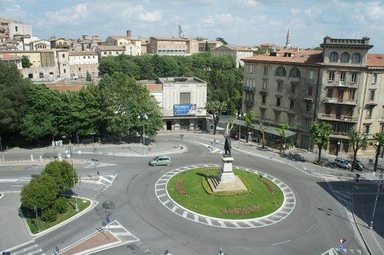 Sangallo Palace Hotel: La vista dalla stanza