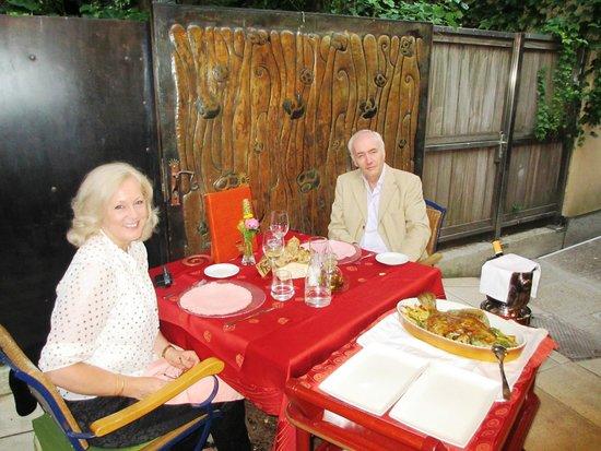 Manna: Our table