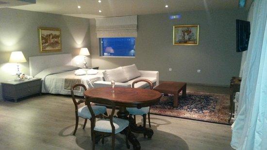 "Mayor Mon Repos Palace 'Art Hotel"": Amazing room"