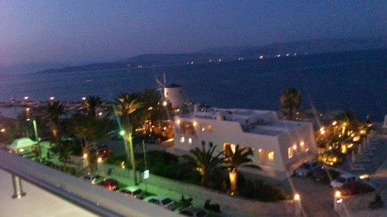 Mayor Mon Repos Palace Art Hotel: View from Balcony