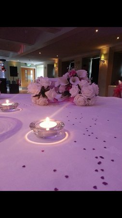 New Lanark Mill Hotel: Wedding