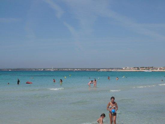 Playa de Es Trenc: playa2